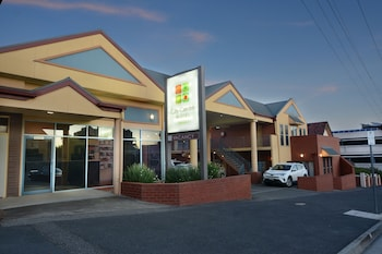 城市中心汽車旅館 City Centre Motel