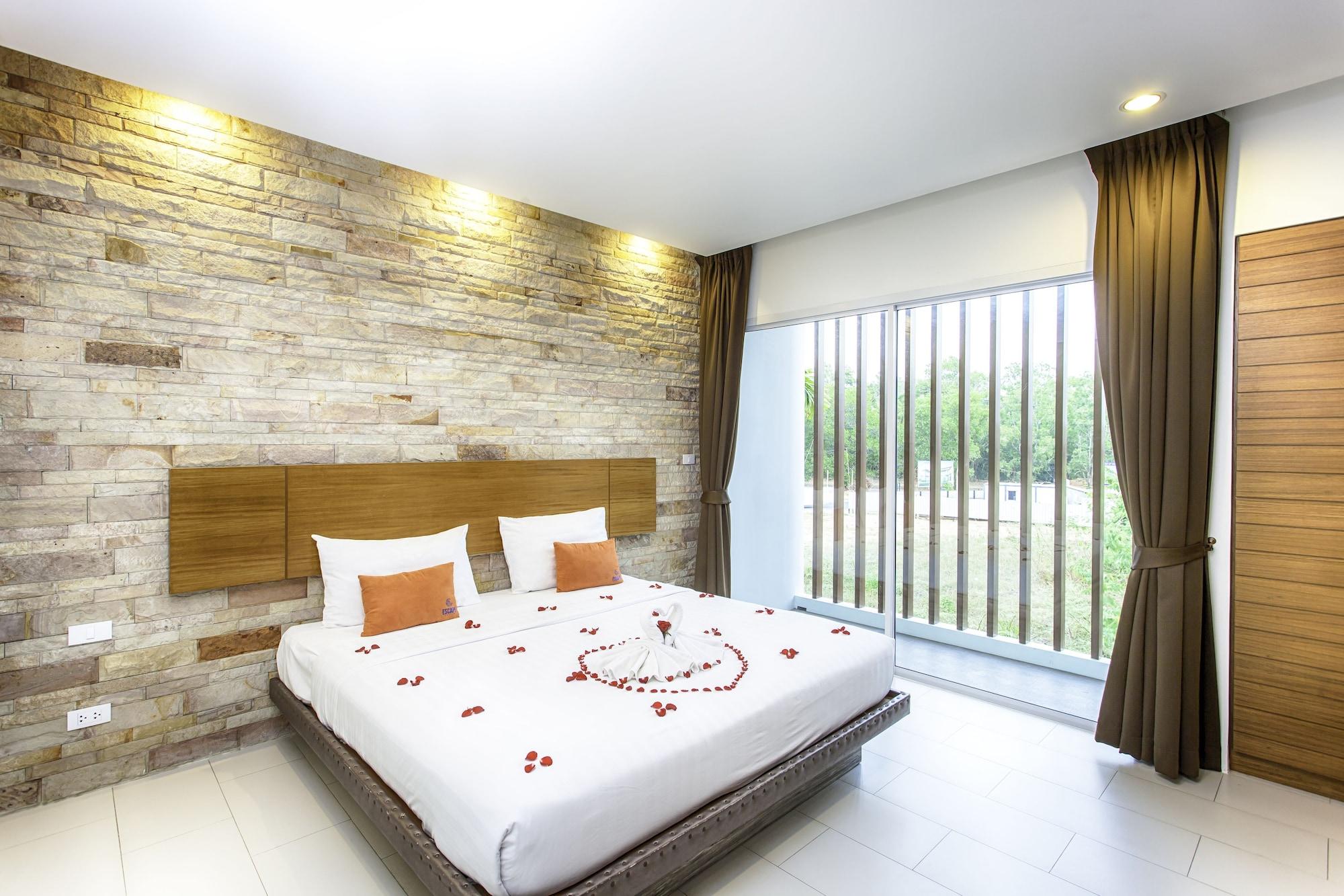 Escape De Phuket Hotel & Villa, Pulau Phuket
