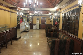 New Camelot Hotel Quezon City Lobby