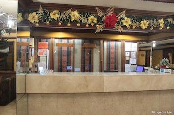 New Camelot Hotel Quezon City Reception