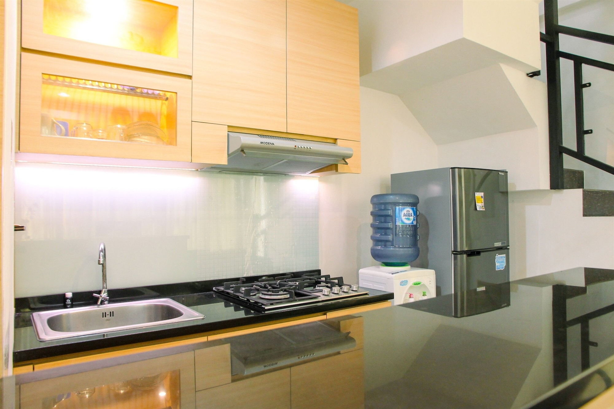 Very Spacious 3BR at Sunter Park View Apartment, North Jakarta