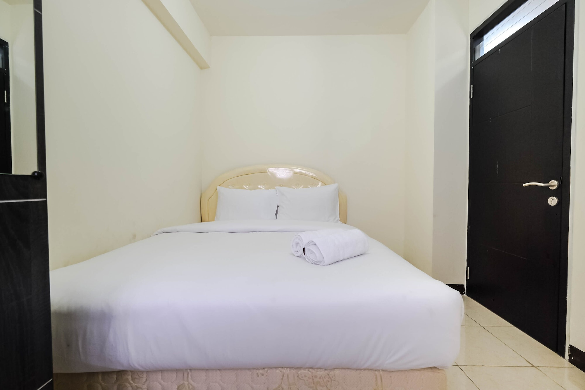2BR Apartment with Sofa Bed at Casablanca East Residences, Jakarta Timur