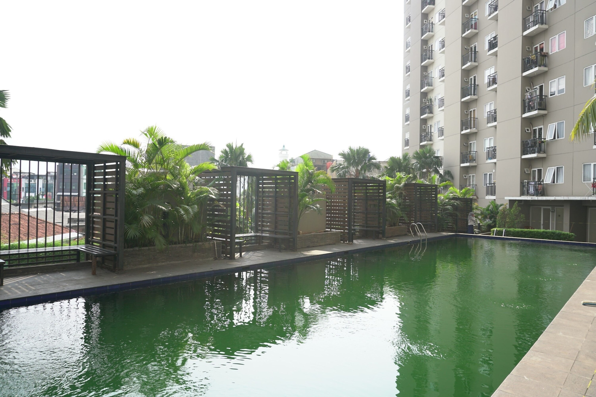 Warm and Cozy 1BR Puri Park View Apartment, West Jakarta