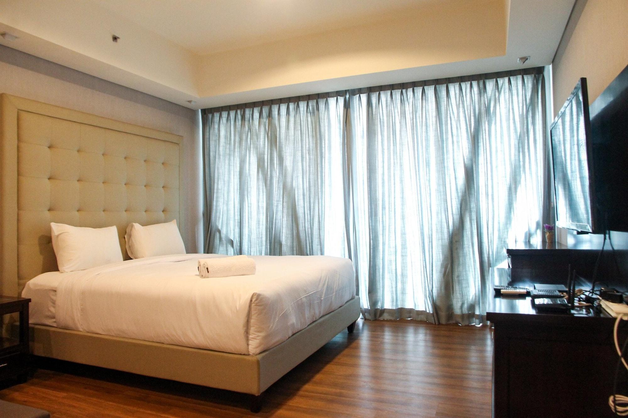 Elegant Studio Kemang Village Apartment, Jakarta Selatan