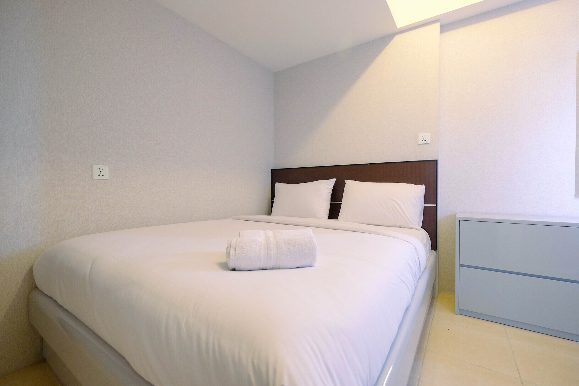 Fully Furnished 2BR at Teluk Intan Apartment, North Jakarta