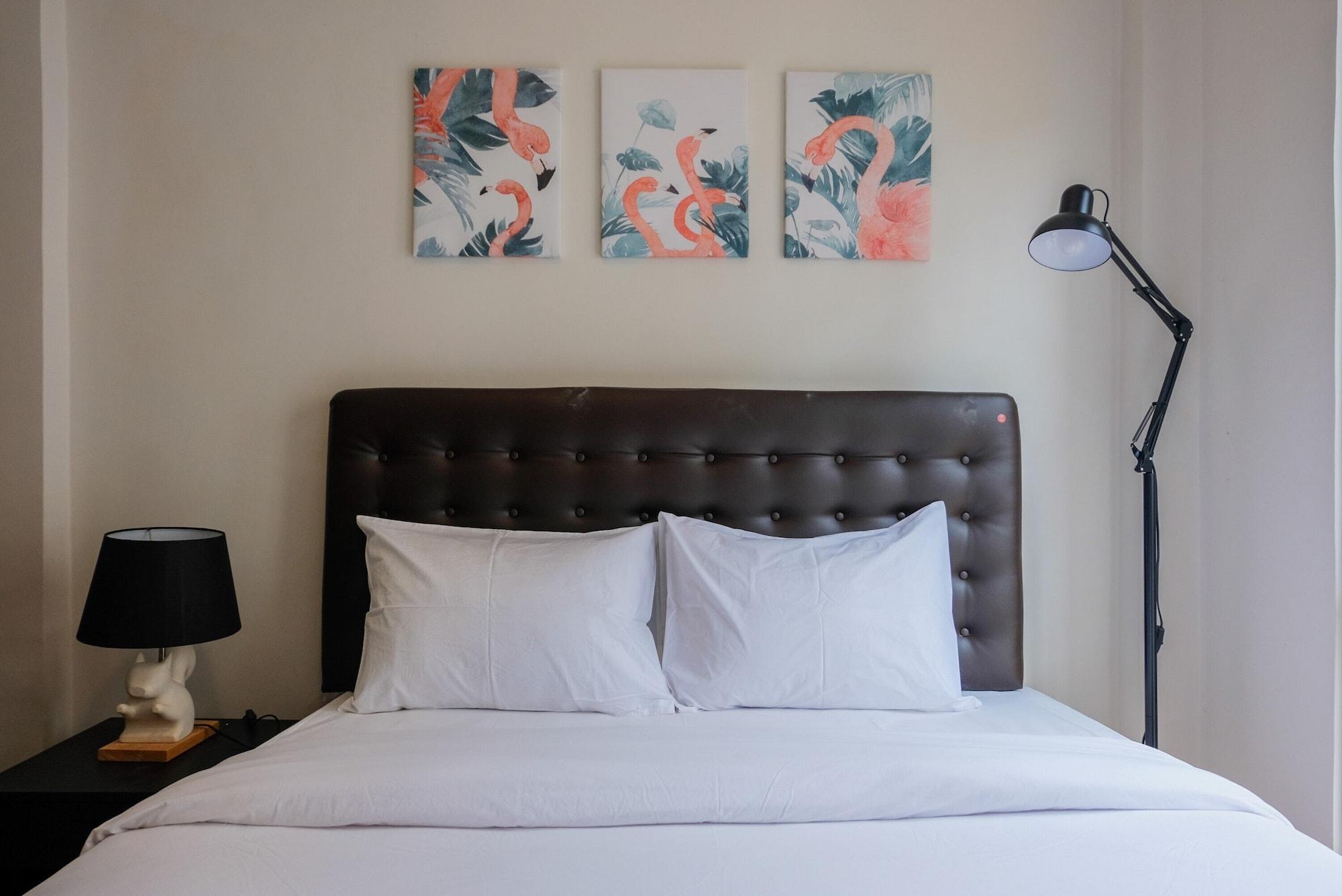 Minimalist and Cozy Room 1BR Asatti Apartment, Tangerang
