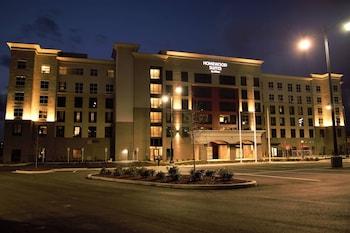 塔斯卡盧薩市區希爾頓欣庭飯店 Homewood Suites by Hilton Tuscaloosa Downtown