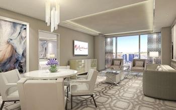 Crockfords Las Vegas, LXR Hotels & Resorts at Resorts World Crockfords Las Vegas, LXR Hotels & Resorts at Resorts World