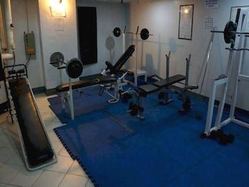 Tiara Oriental Hotel Makati Fitness Facility