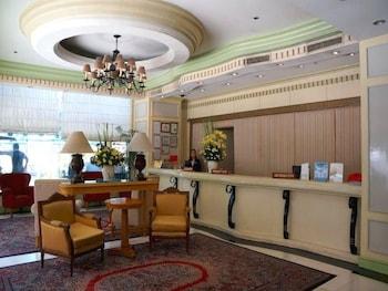 Tiara Oriental Hotel Makati Reception