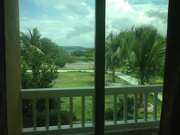 Moalboal Beach Resort View from Room