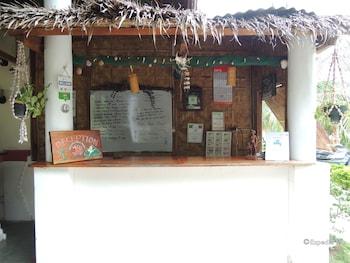 Moalboal Beach Resort Reception