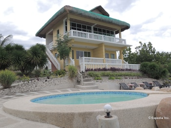 Moalboal Beach Resort Outdoor Pool