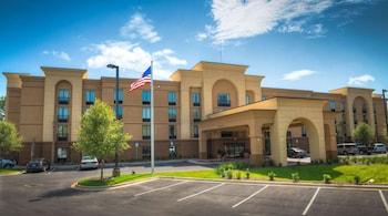 彭薩科拉海灘濱灣歡朋飯店 Hampton Inn & Suites Pensacola/Gulf Breeze