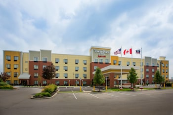 Hotel - TownePlace Suites Buffalo Airport