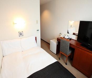 セミダブルルーム 禁煙|アパホテル〈秋田千秋公園〉