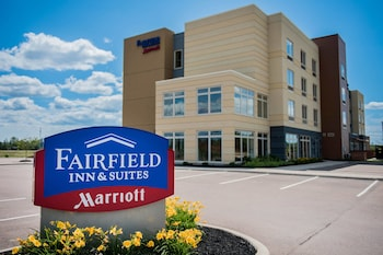 Hotel - Fairfield Inn & Suites by Marriott Moncton