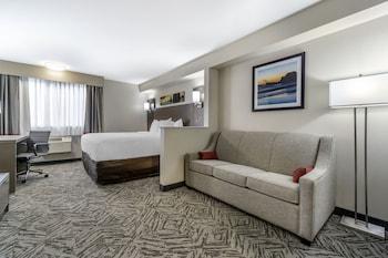 1 King Bed, Suite, Nonsmoking, Upgrade