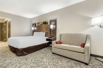 Suite, 1 King Bed with Sofa bed, Accessible, Non Smoking (Upgrade)