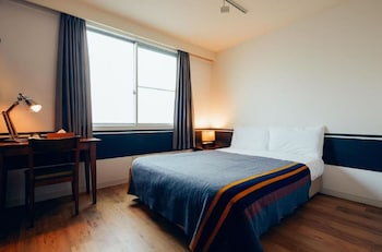 [Private Bathroom] Double Room (140cm bed)