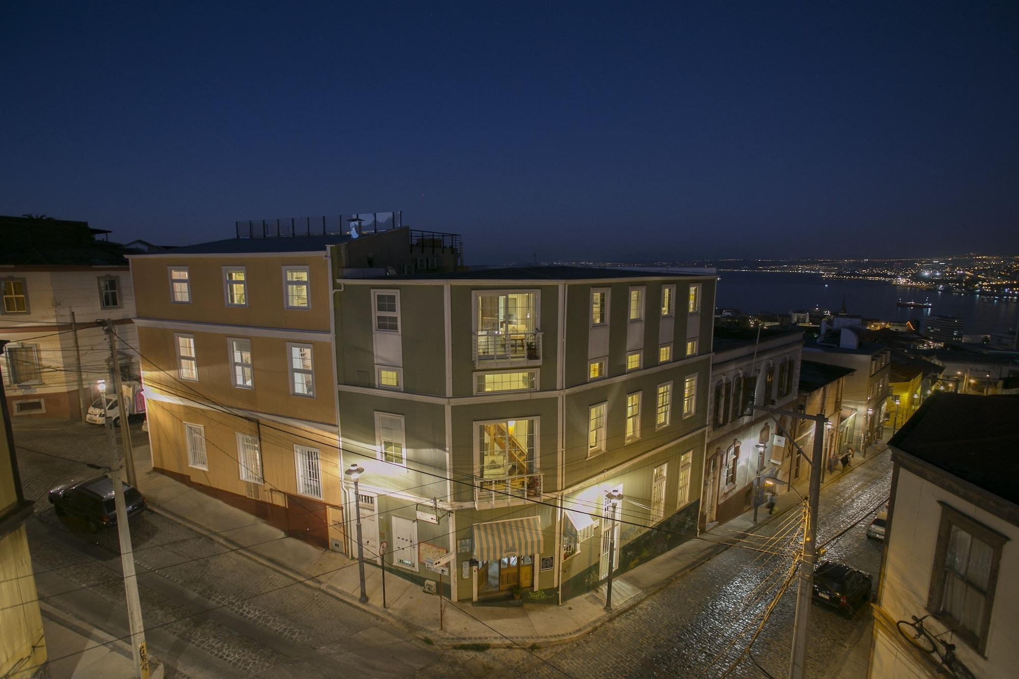 Casa Galos Hotel & Lofts, Valparaíso