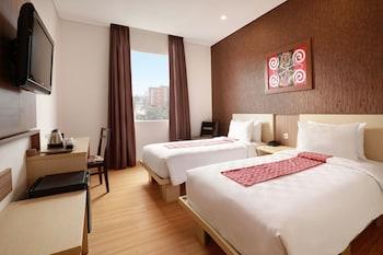 Superior İki Ayrı Yataklı Oda, 2 Tek Kişilik Yatak