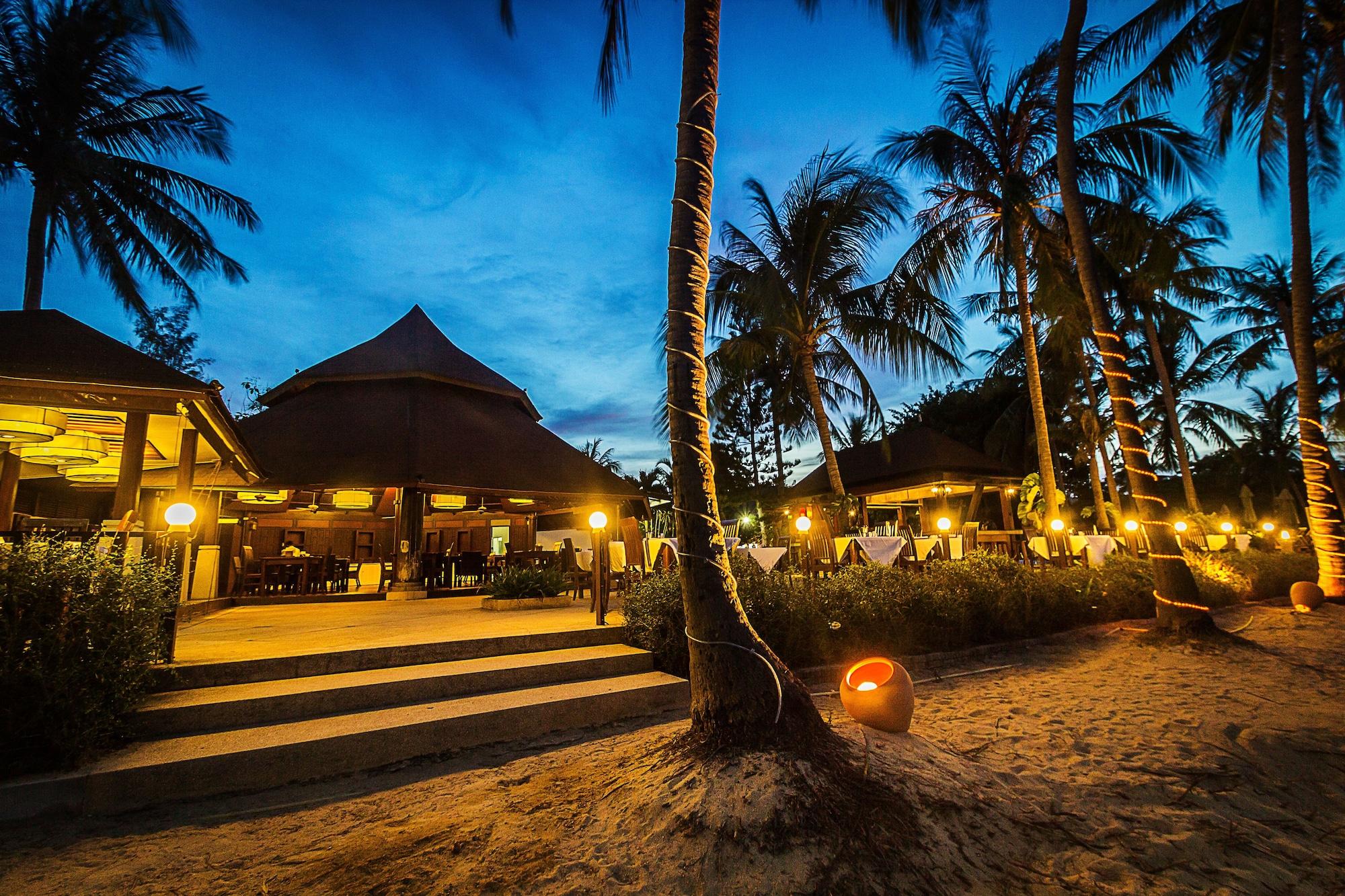 Coco Palm Beach Resort, Ko Samui