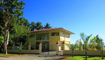 Caimito Beach Hotel Maasin Front of Property