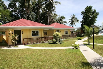Caimito Beach Hotel Maasin Property Grounds