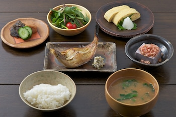 HOTEL HANAKOYADO Breakfast Meal