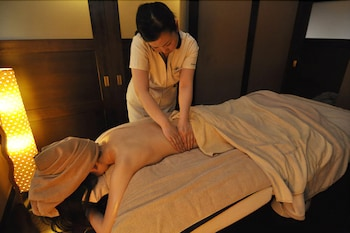 HOTEL HANAKOYADO Massage