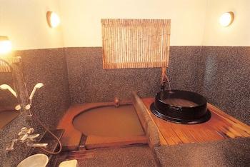 HOTEL HANAKOYADO Bathroom