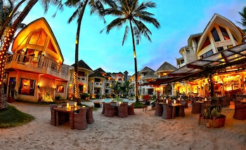 Ambassador In Paradise Resort Boracay Outdoor Dining