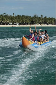 Ambassador In Paradise Resort Boracay Boating
