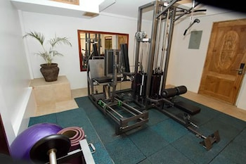 Ambassador In Paradise Resort Boracay Fitness Facility