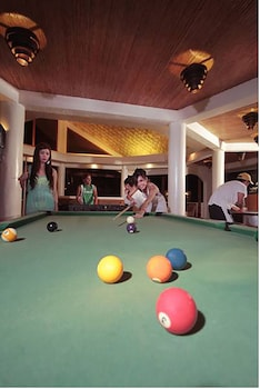 Ambassador In Paradise Resort Boracay Game Room
