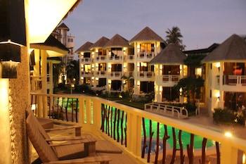 Ambassador In Paradise Resort Boracay Balcony View
