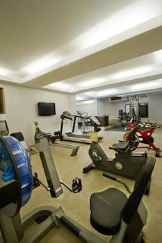 Ambassador In Paradise Resort Boracay Gym
