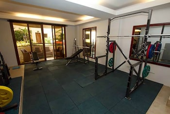 Ambassador In Paradise Resort Boracay Gym