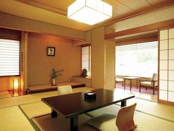 HOTEL MIYARIKYU Living Room