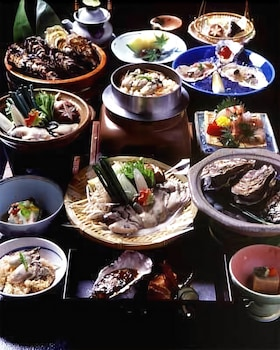 HOTEL MIYARIKYU Food and Drink