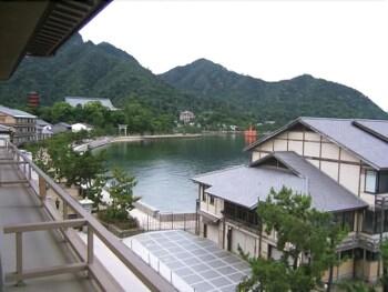 HOTEL MIYARIKYU View from Property