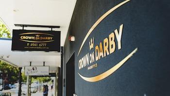 達比皇冠飯店 Crown on Darby