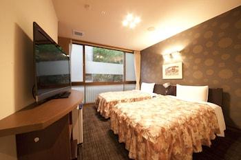 ツインルーム 禁煙 ホテル菊乃家