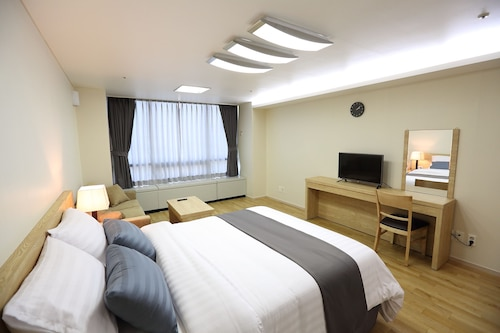 Incheon Airport Welcome Guesthouse, Jung