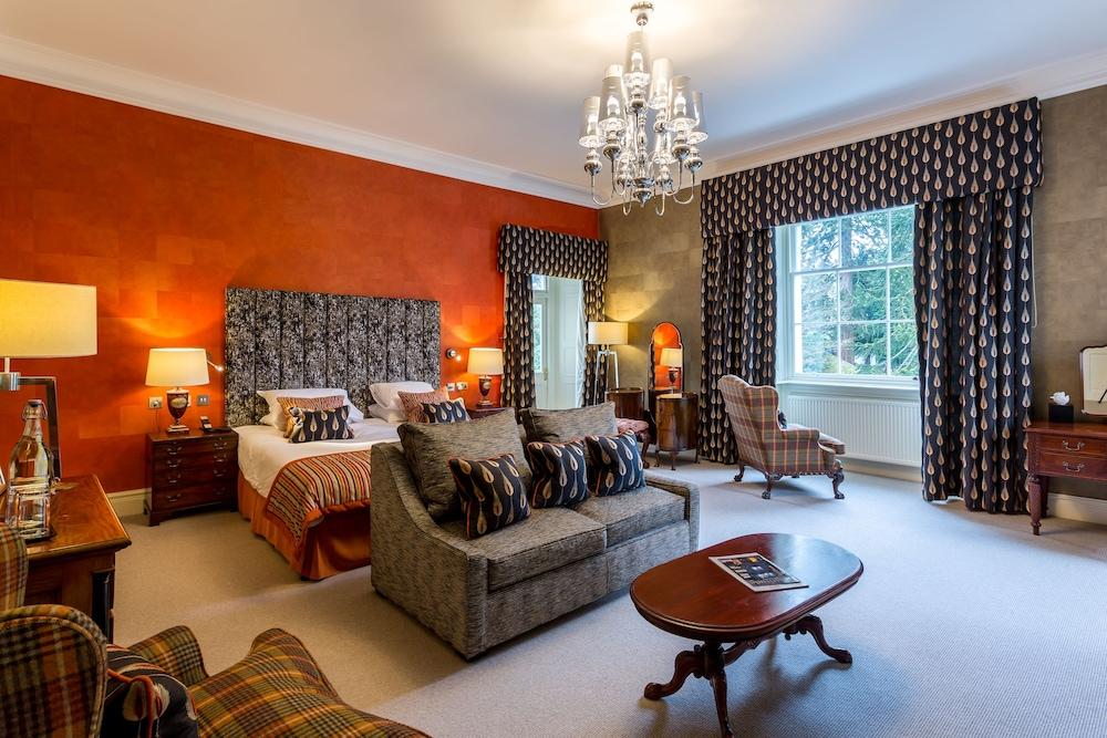 Storrs Hall Hotel, Cumbria