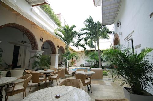 Hotel Boutique Don Pepe, Santa Marta (Dist. Esp.)