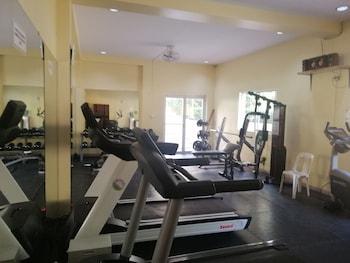 Chateau Elysee - Seine Cluster Manila Fitness Facility