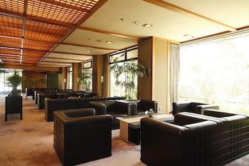 GINSUISO BEKKAN CHORAKU Lobby Sitting Area