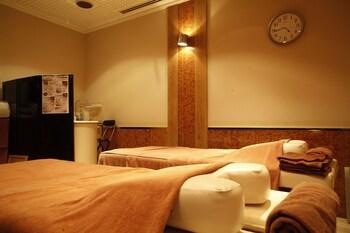 GINSUISO BEKKAN CHORAKU Treatment Room